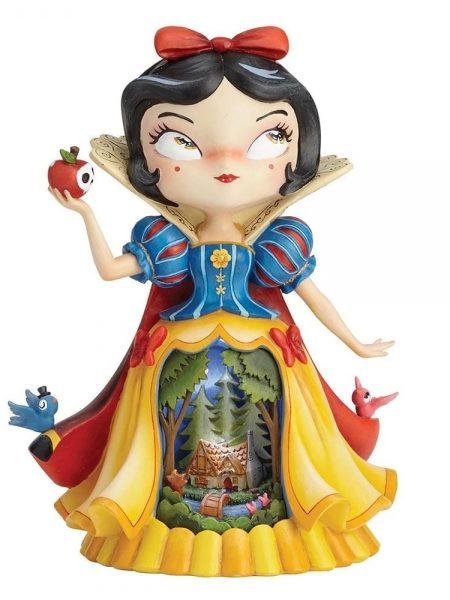 Miss Mindy Disney Showcase Snow White Biancaneve Statue