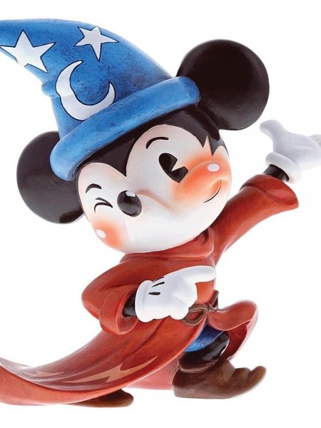 Miss Mindy Disney Showcase Fantasia Sorcerer Mickey Statue