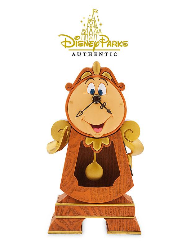 Disneyparks Autenthic Gogsworth Tockins Clock