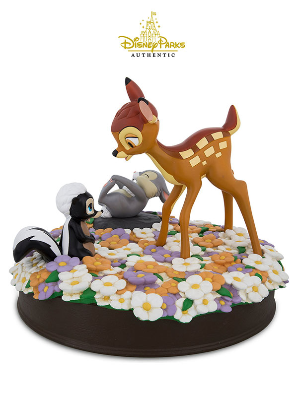 Disneyparks Authentic Bambi 75th Anniversary Figure