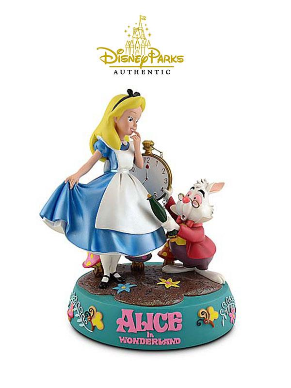 Disneyparks Authentic Alice In Wonderland Figure