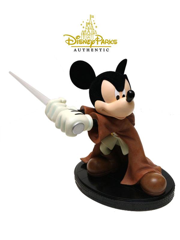 Disneyparks Authentic Mickey Jedi Star Wars Figure