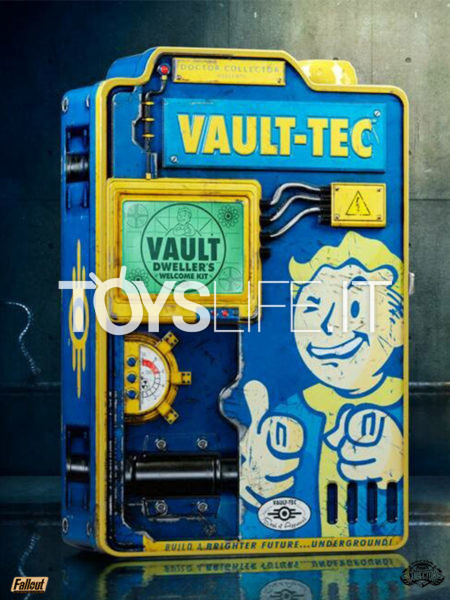 Doctor Collector Fallout Vault Dweller's Welcome Kit