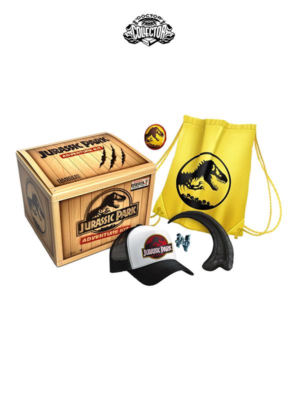 Doctor Collector Jurassic Park Adventure Kit