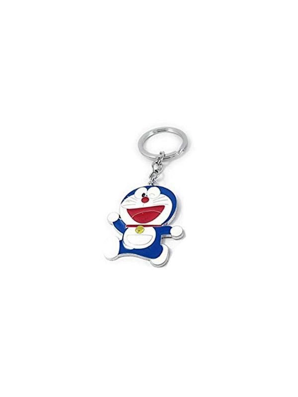 Doraemon Metal Keychain Portachiavi