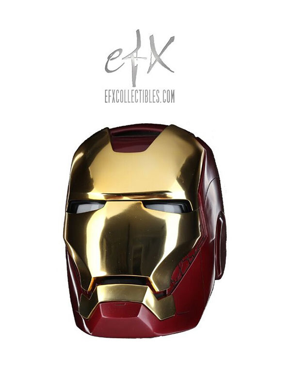 Efx Collectibles Ironman Helmet 1:1