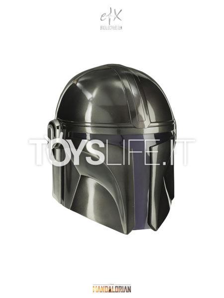EFX Collectibles Star Wars The Mandalorian Helmet 1:1 Lifesize Replica