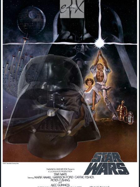 Efx Star Wars A New Hope Darth Vader Helmet Cast Replica
