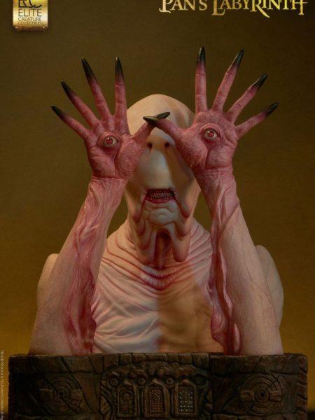 Elite Creature Collectibles Pans Labyrinth Pale Man Lifesize 1:1 Bust