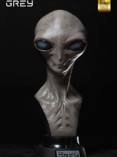 Elite Creature Collectibles The Grey Bust 1:1