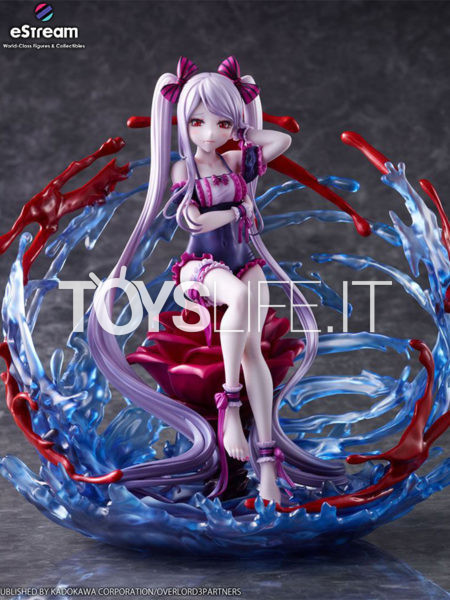 Estream Overlord Shalltear Swimsuit Version Pvc 1:7 Statue