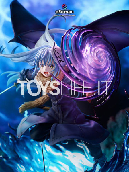 Estream That Time I Got Reincarnated as a Slime Rimuru Tempest Ultimate Pvc 1:7 Statue