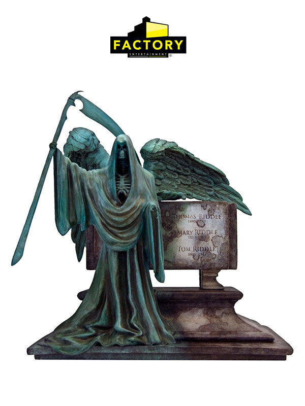Factory Entertainment Harry Potter Ridlle Family Grave Limited Edition Monolith Statue