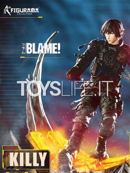 Figurama Blame Killy 1:6 Elite Solo Diorama