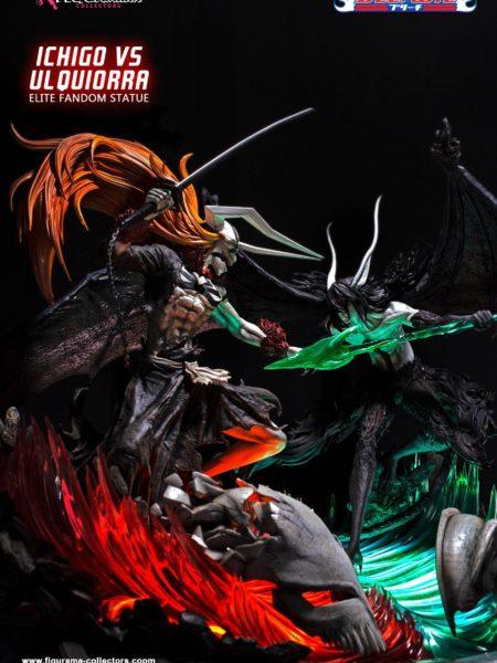 Figurama Bleach Ichigo vs Ulquiorra Elite Fandom 1:6 Diorama