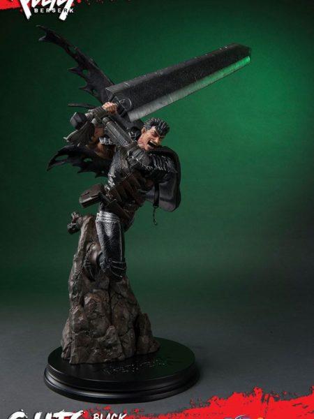 First4Figures Berserk Guts The Black Swordman 1:4 Statue