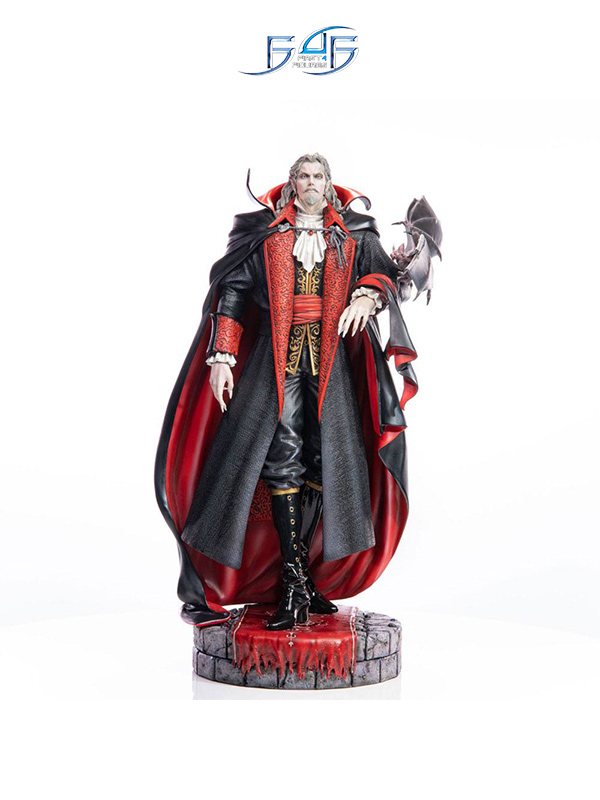 First4Figures Castlevania Symphony of the Night Dracula 1:4 Statue