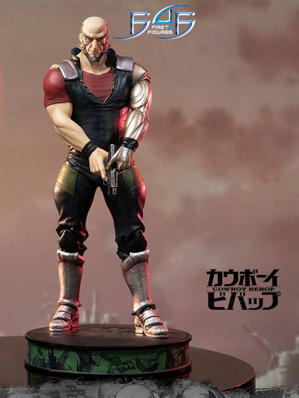 First 4 Figures Cowboy Bebop Jet Black 1:4 Statue
