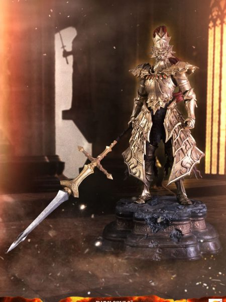 First4Figures Dark Souls Dragon Slayer Ornstein Statue