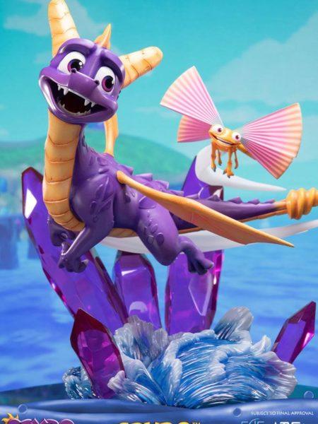 First4Figures Spyro Reignited Spyro Statue