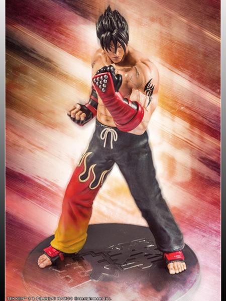 First4Figures Tekken 3 Jin Kazama 1:4 Statue