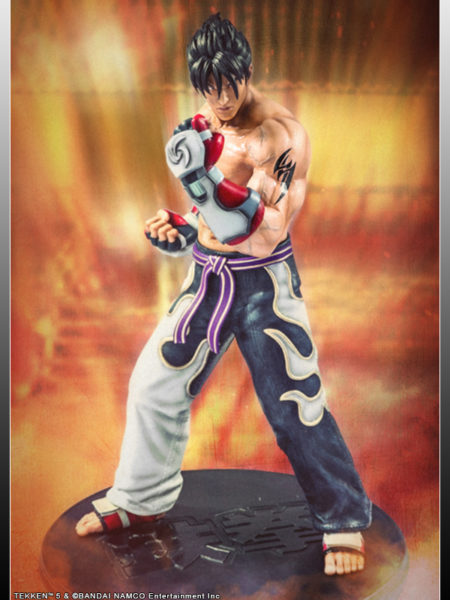 First4Figures Tekken 5 Jin Kazama 1:4 Statue