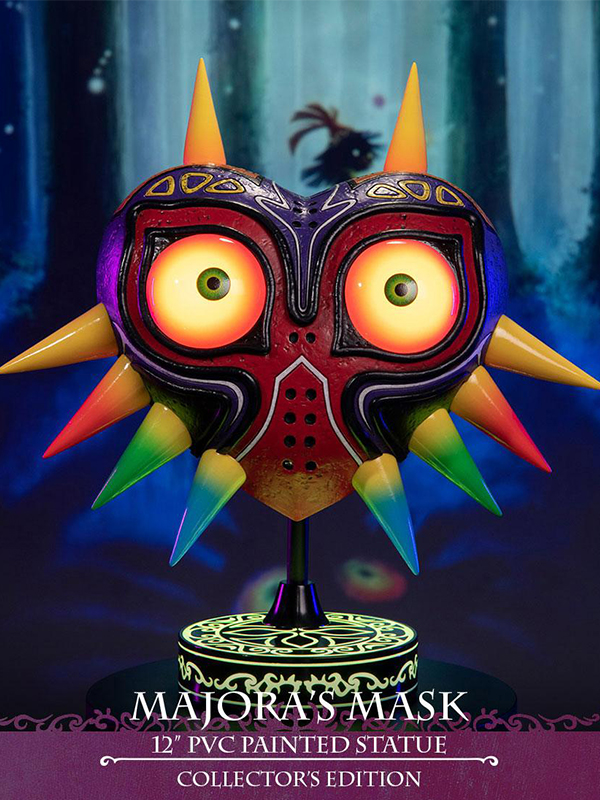 First4Figures The Legend of Zelda Majora's Mask Collectors Edition Pvc Statue