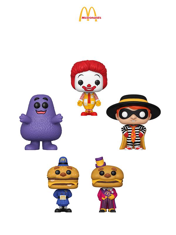 Funko AD Icons McDonald's