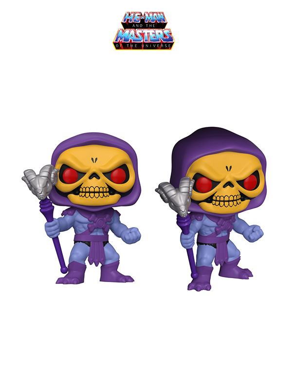 Funko Animation Masters Of The Universe Skeletor Supersized 10 Inches