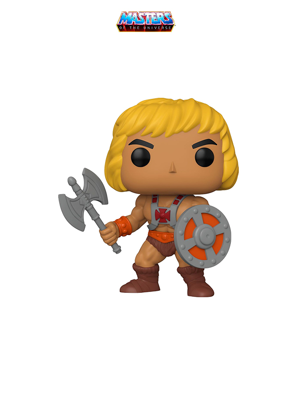 Funko Animation MOTU He-Man Supersized 10'' 25 cm