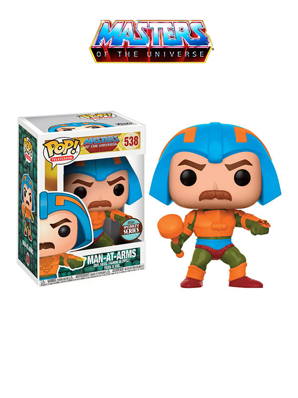 Funko Animation Masters Of The Universe  Man At Arms Limited