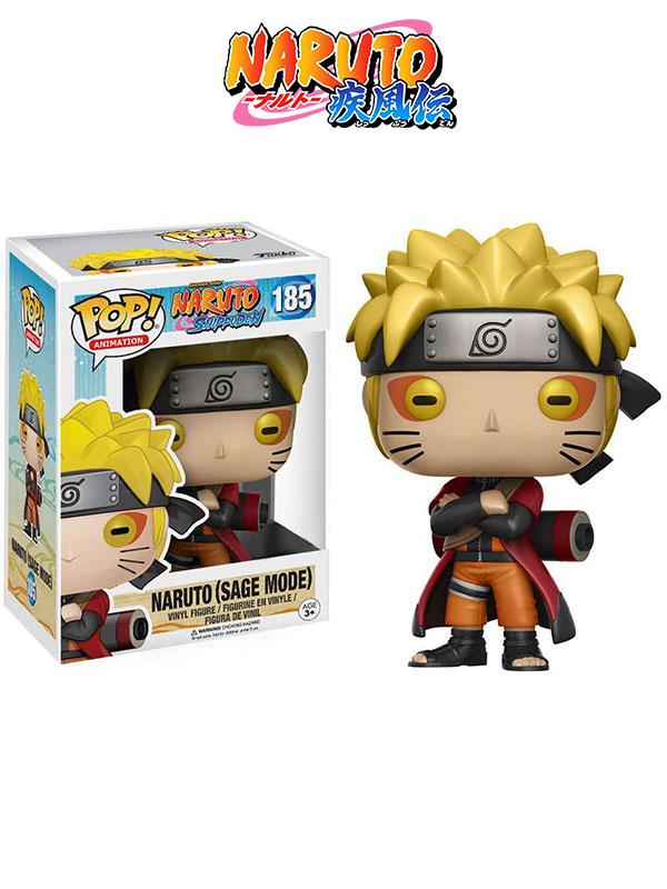Funko Animation Naruto Shippuuden Naruto Sage Limited