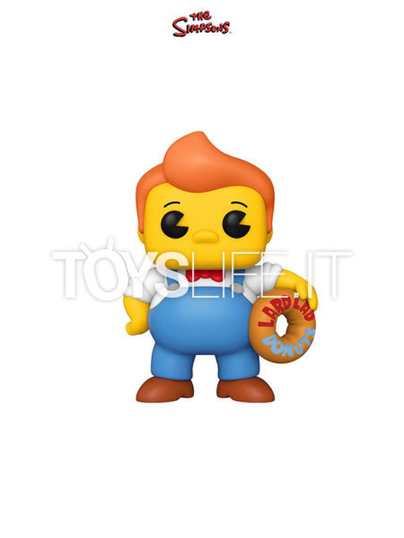 Funko Animation The Simpsons Lard Lad  6'' Oversize