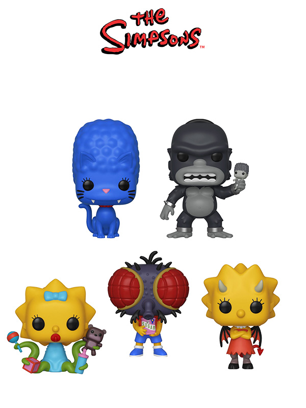Funko Animation The Simpsons Treehouse Of Horror Wave