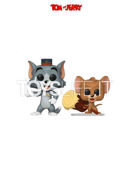 Funko Animation Tom And Jerry Wave 2021