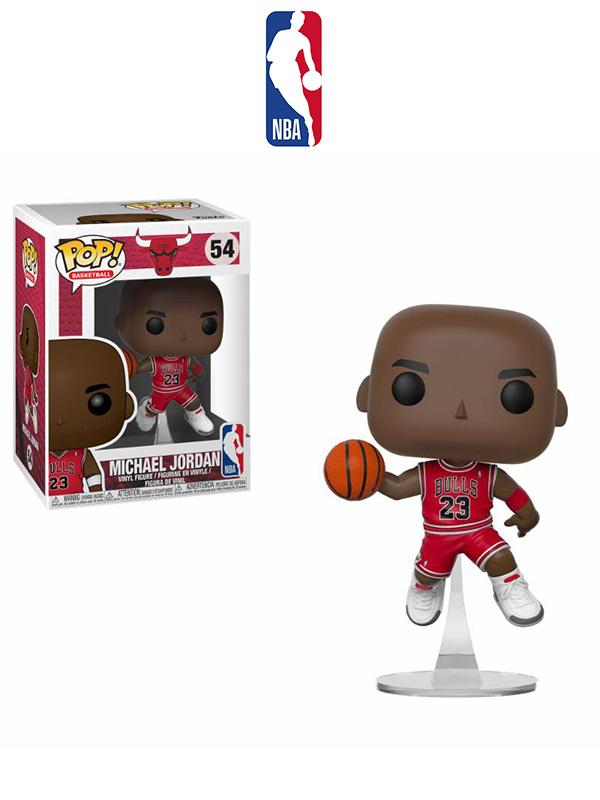 Funko Basketball Chicago Bulls Michael Jordan