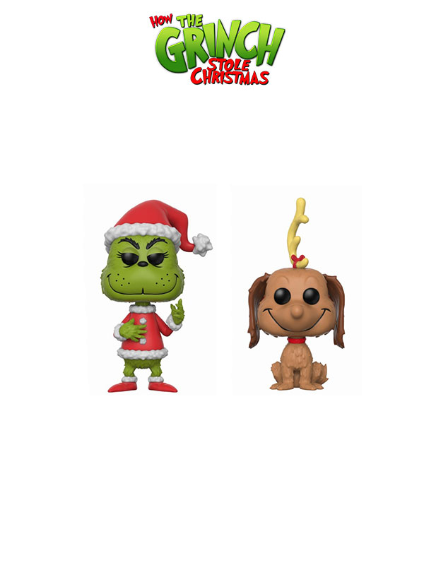 Funko Books Dr. Seuss The Grinch
