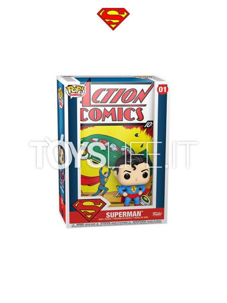 Funko Comics Covers DC Superman Action Comics