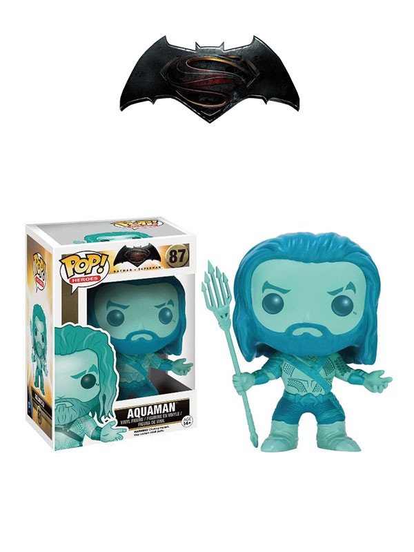 Funko Movies BatmanVs Superman Dawn Of Justice Aquaman Exclusive