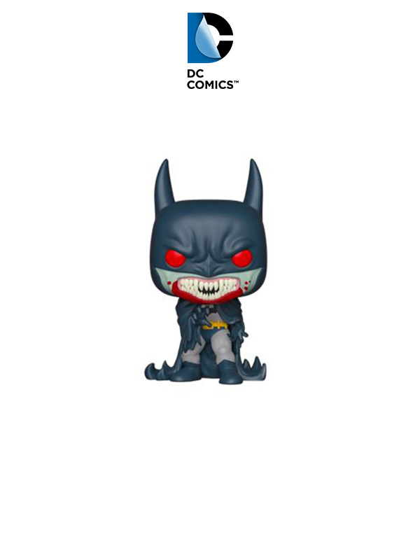 Funko DC Batman 80Th Batman Red Rain