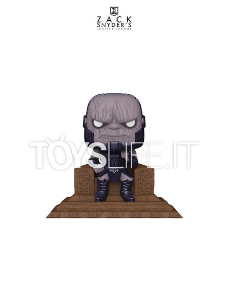 Funko Deluxe DC Zack Snyder's Justice League Darkseid On Throne