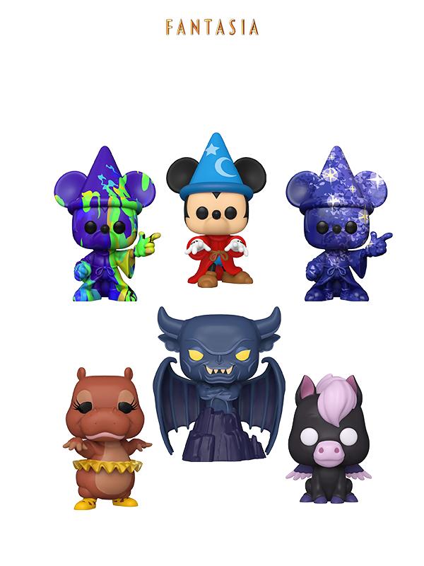 Funko Disney Fantasia 80th Anniversary