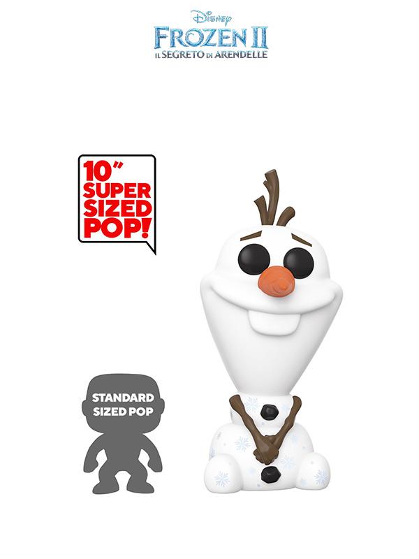 Funko Disney Frozen 2 Olaf 10'' Supersized 25 CM