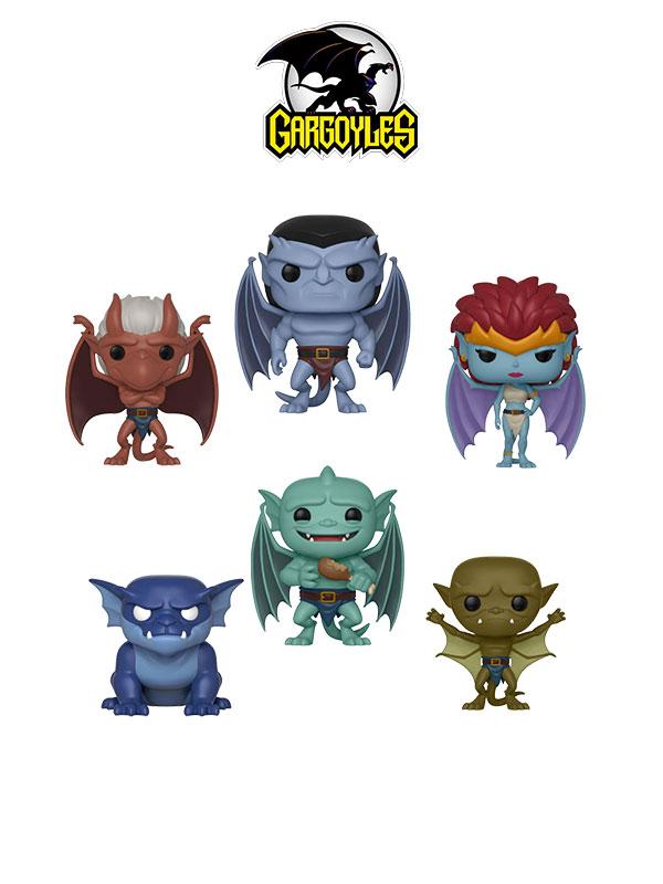 Funko Disney Gargoyles