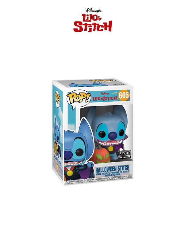Funko Disney Halloween Stitch Fye Exclusive