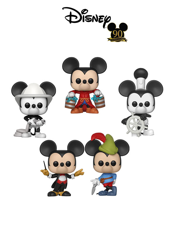 Funko Disney Mickey 90th Anniversary