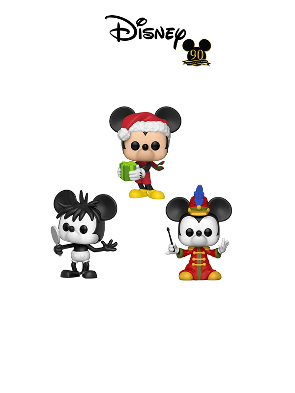 Funko Disney Mickey 90th Anniversary Wave 2