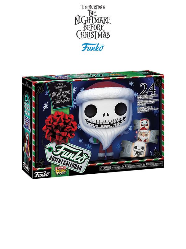 Funko Nightmare Before Christmas Pocket Pop Christmas Advent Calendar