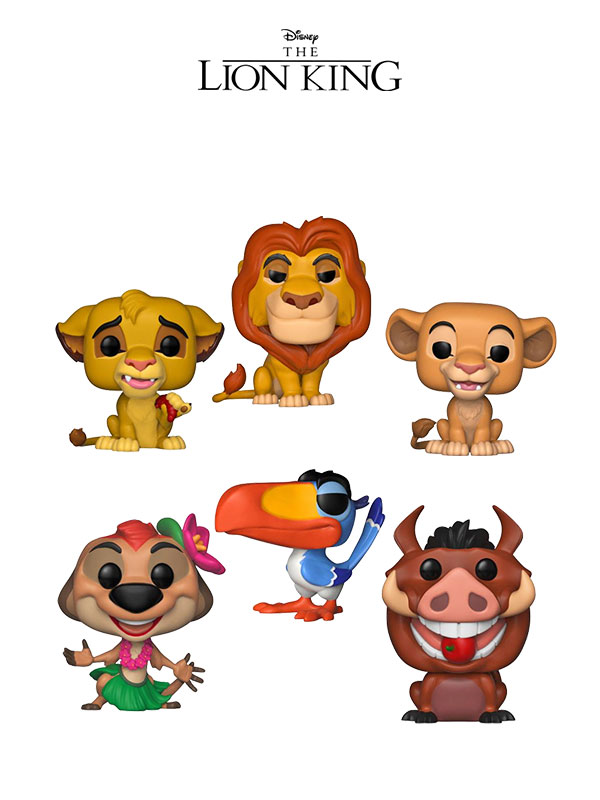 Funko Disney The Lion King Wave 3