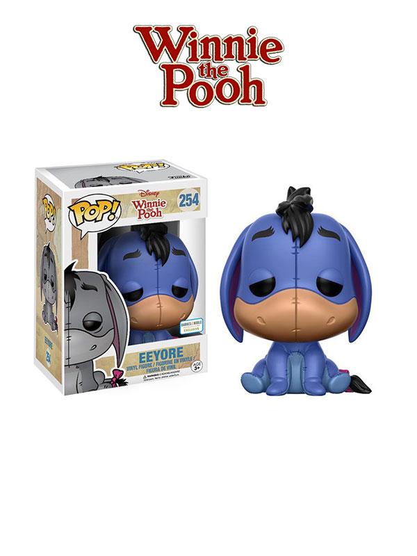 Funko Disney Winnie The Pooh Eeyore Blue Limited
